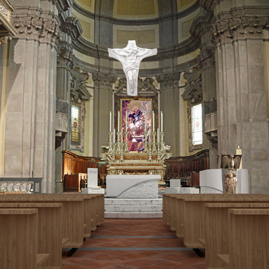 Adeguamento Liturgico Cattedrale Pescia